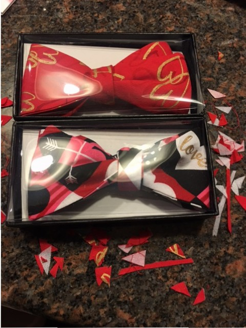 Ready for the big day? Rock an ida joe Classic Bow that's as jaunty as YOU are. Available and deliverable by Feb 14th. Ask me where and how!