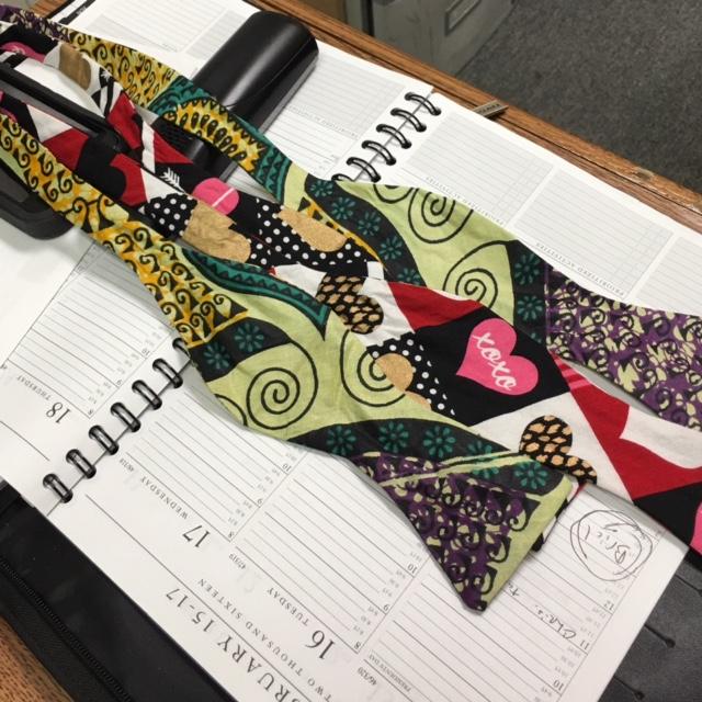 Put it on you calendar. A new tie… or two… each month. ida joe's Classic Bows. #bowties #idajoesbows #ilovebowties